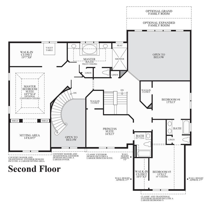 Dutchess farm estates the chamberlain home design for 1800s farmhouse floor plans