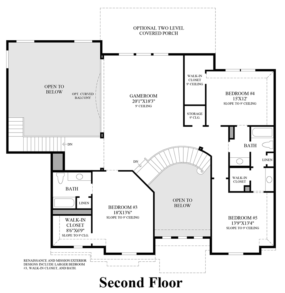 Parkside at Fairview | The Charleston Home Design