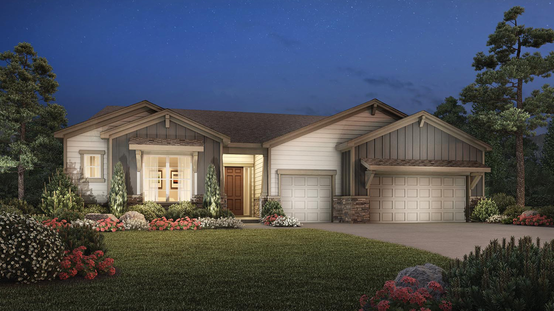 The Highlands At Parker The Chatfield Home Design