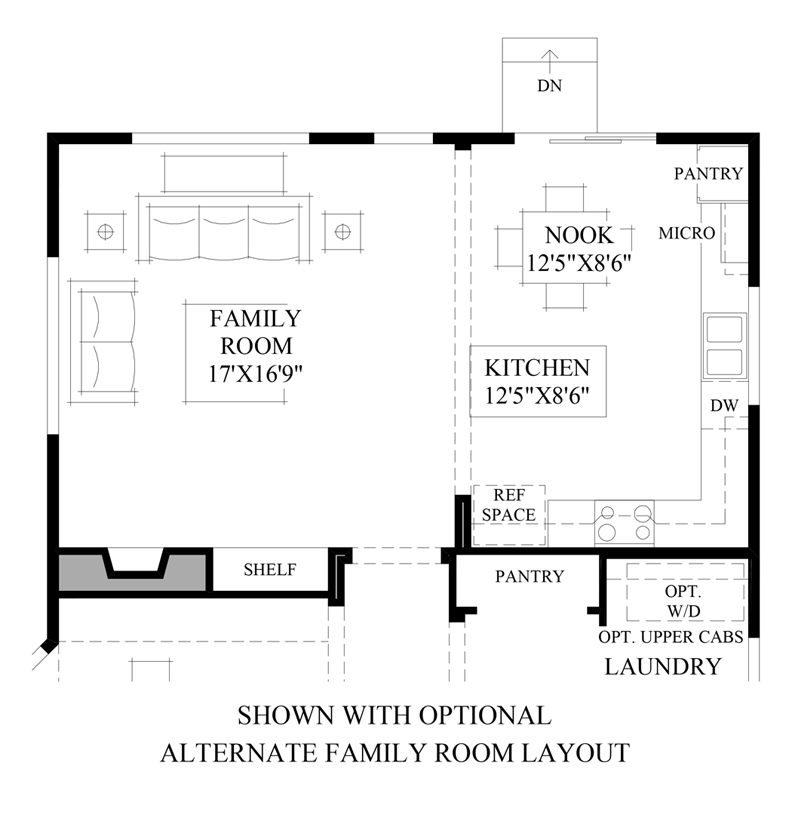 Family Room Floor Plan family dining room floor plan View Floor Plans