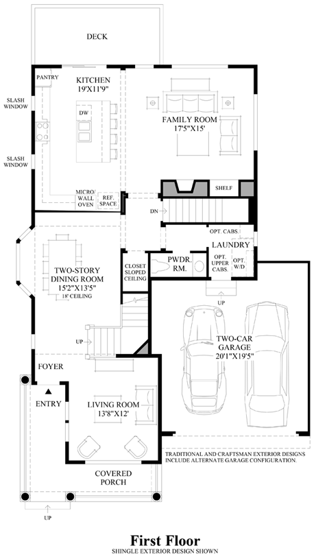 New luxury homes for sale in sammamish wa canterbury park for Canterbury floor plan