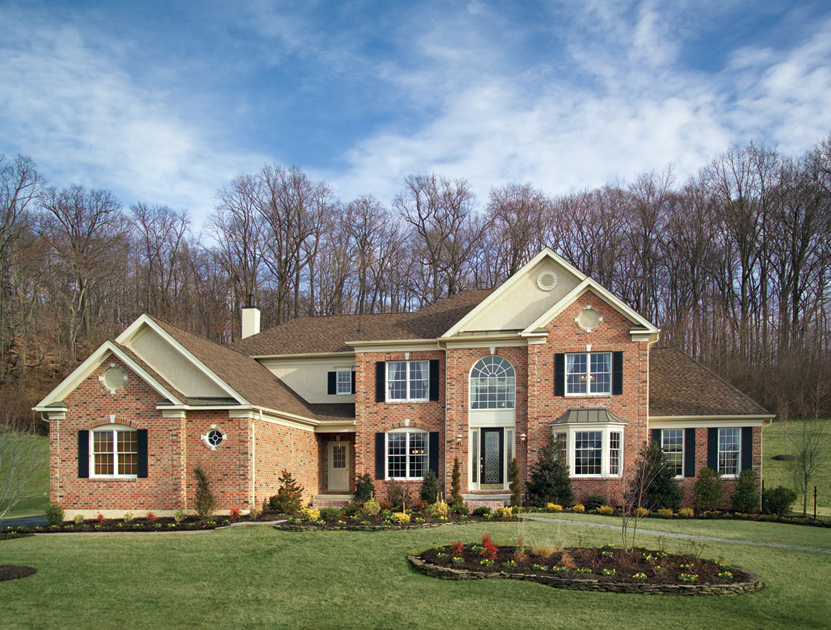 Dominion Valley Country Club Estates The Chelsea Home Design