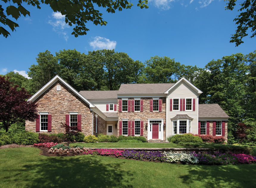 Monmouth Chase The Chelsea Home Design
