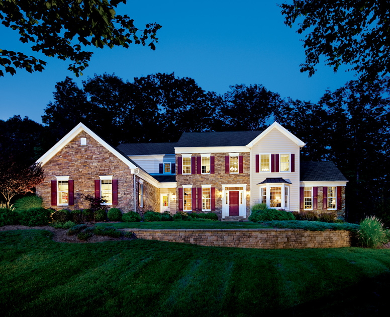 Chelsea the farmhouse for New jersey luxury home builders