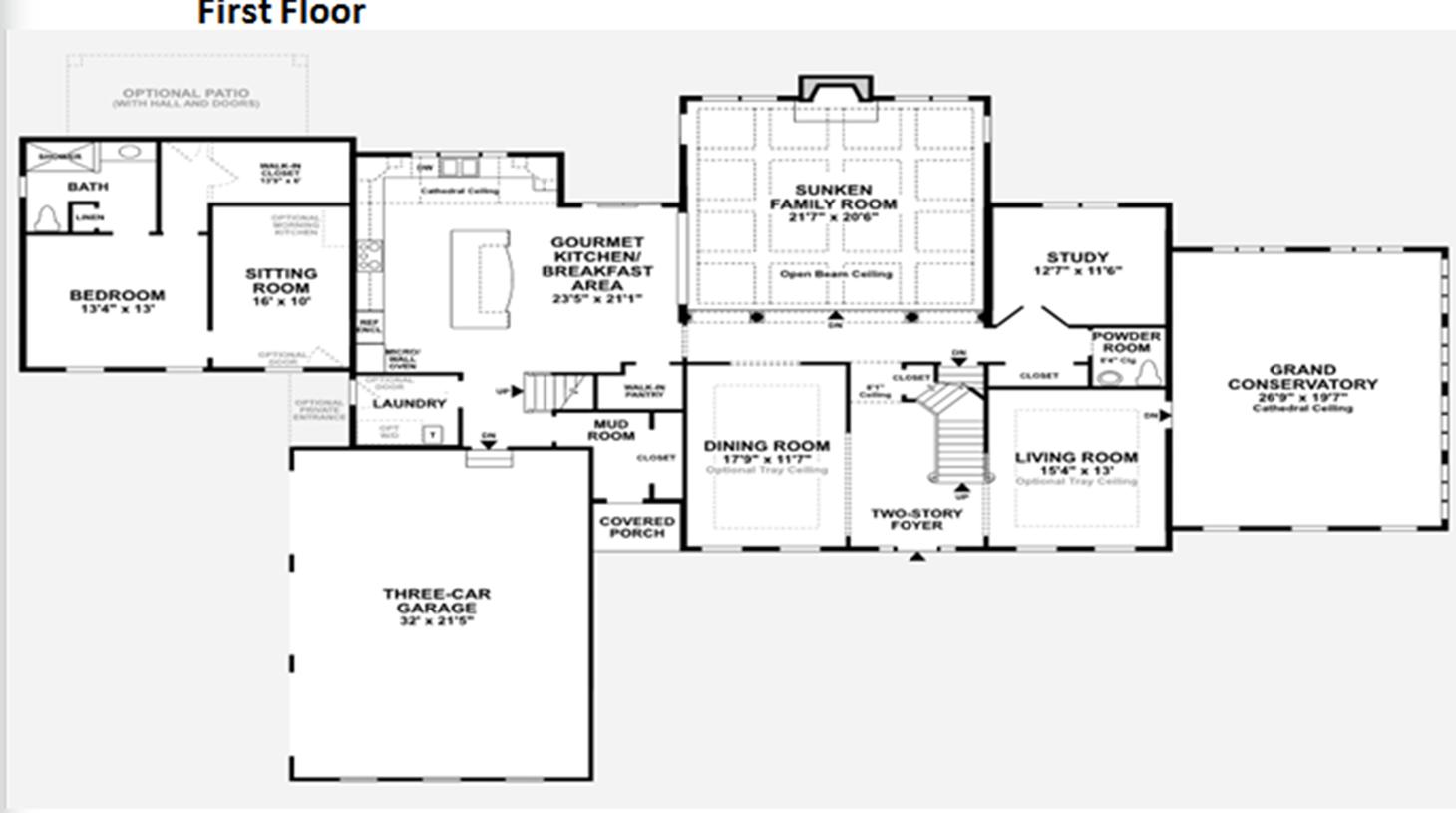Chelsea Farmhouse - 1st Floor