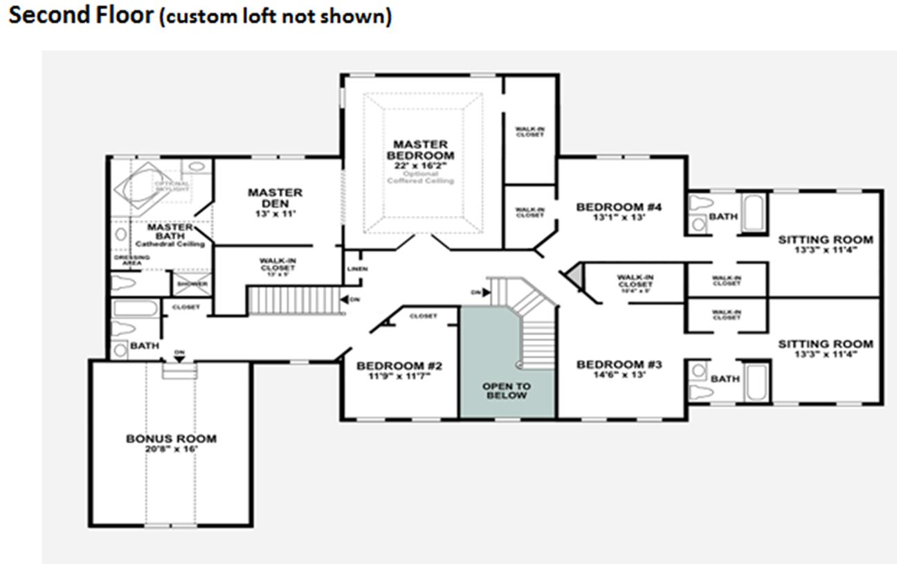 New luxury homes for sale in haymarket va dominion for 1800s farmhouse floor plans