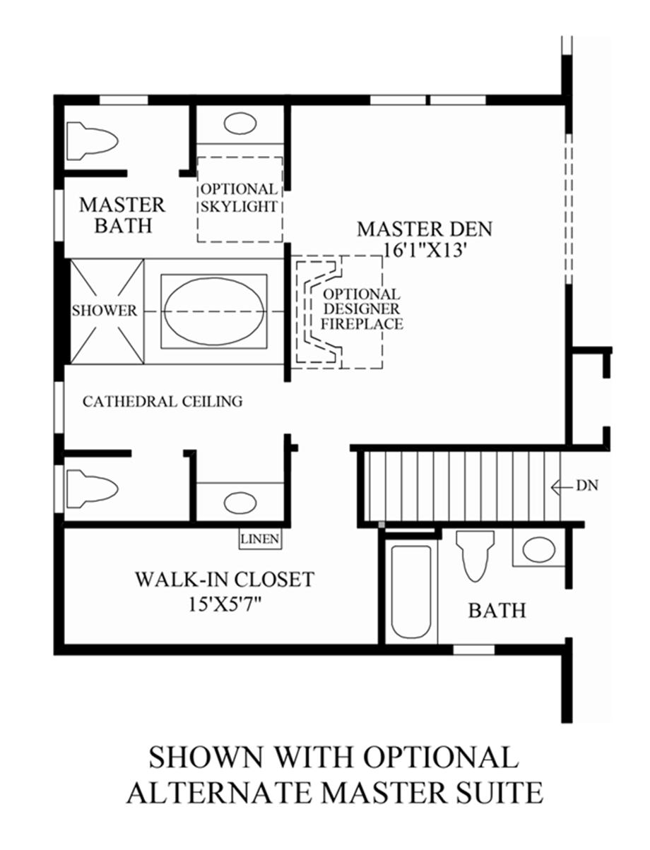 Chelsea Floor Plan