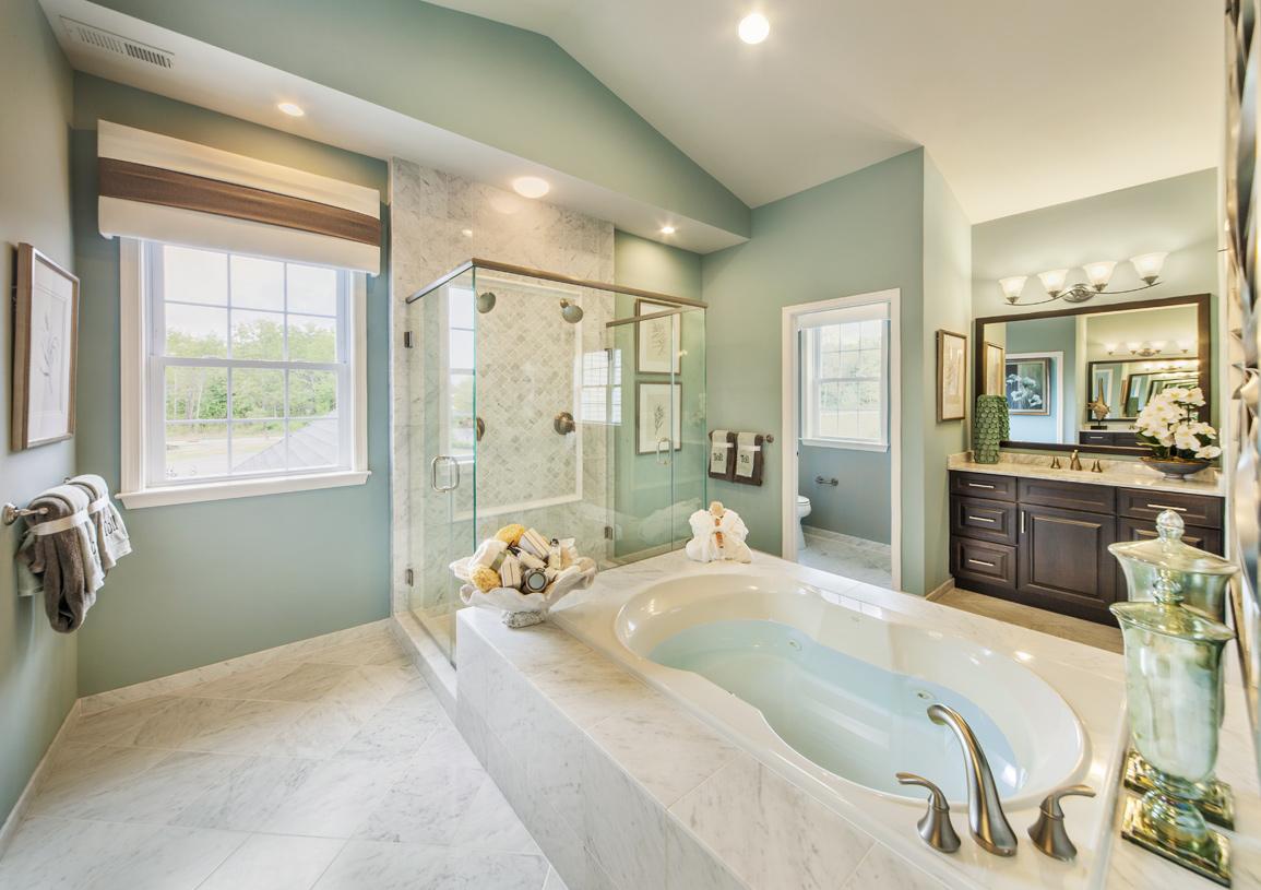 Primary bath - alternate view