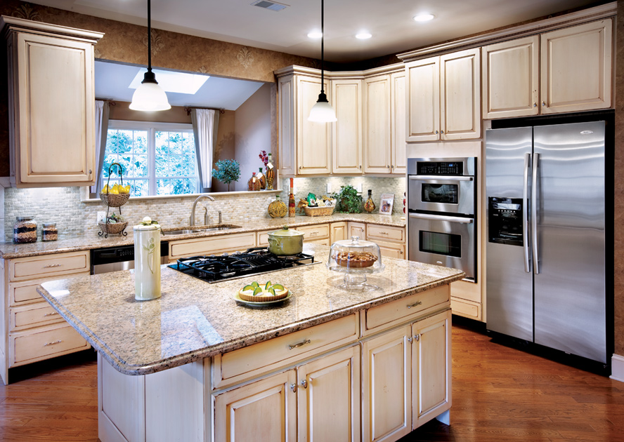 Gourmet Kitchen Remodel Morris Nj: Chelsea Farmhouse At Morris Hunt: Luxury New Homes In