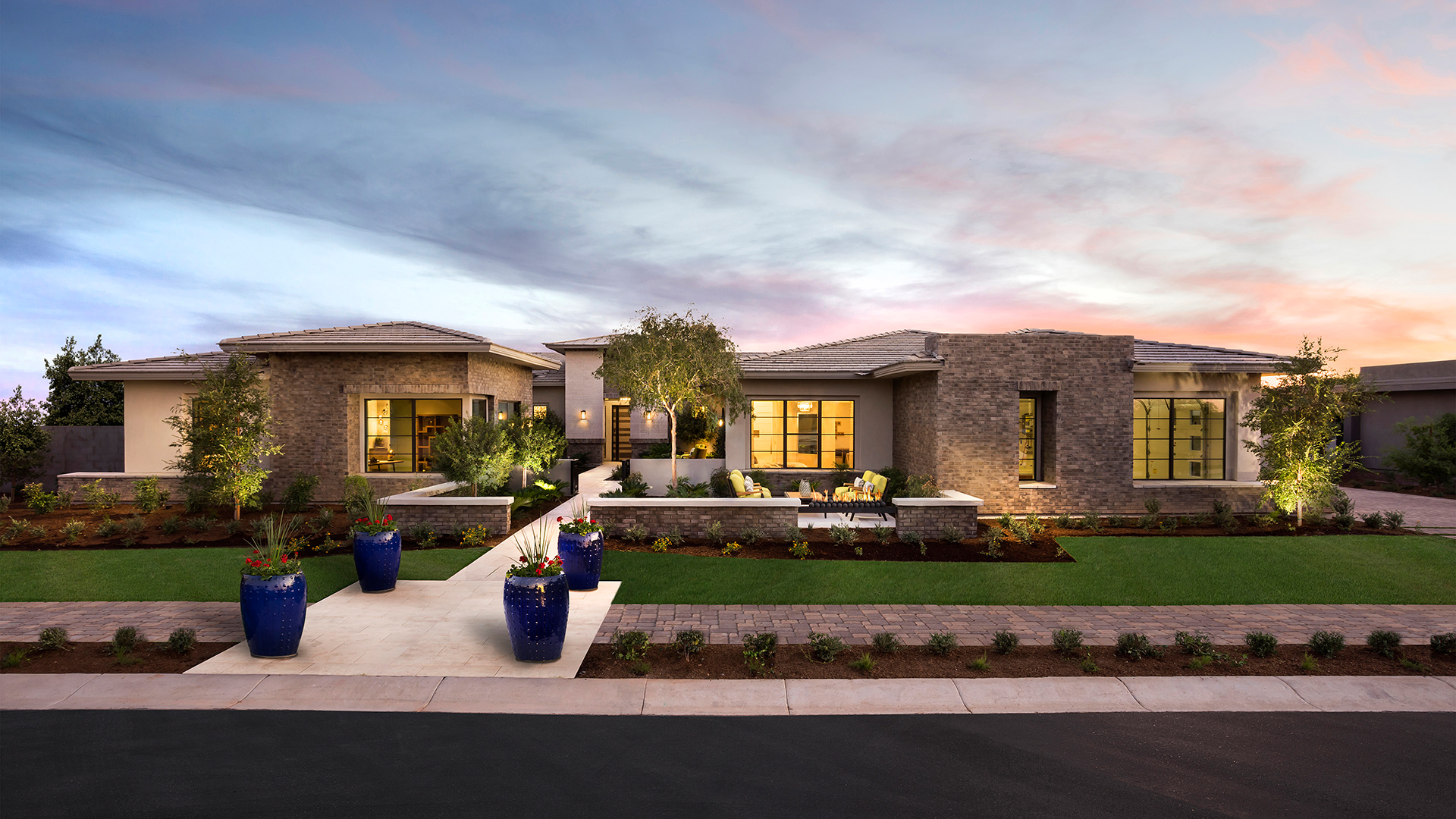 Toll Brothers At Whitewing The Cholla