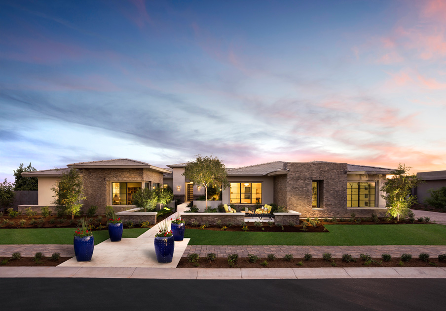 Gilbert AZ New Construction Homes | Toll Brothers at Whitewing