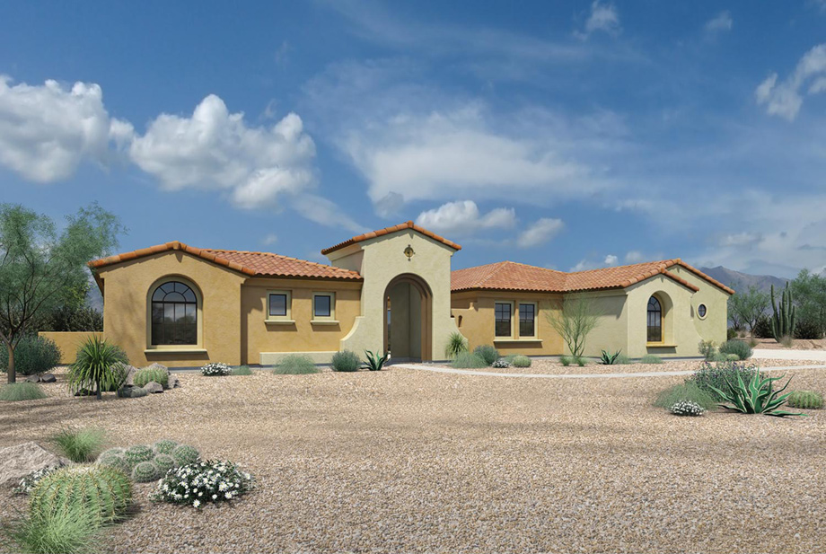 Model homes for sale az