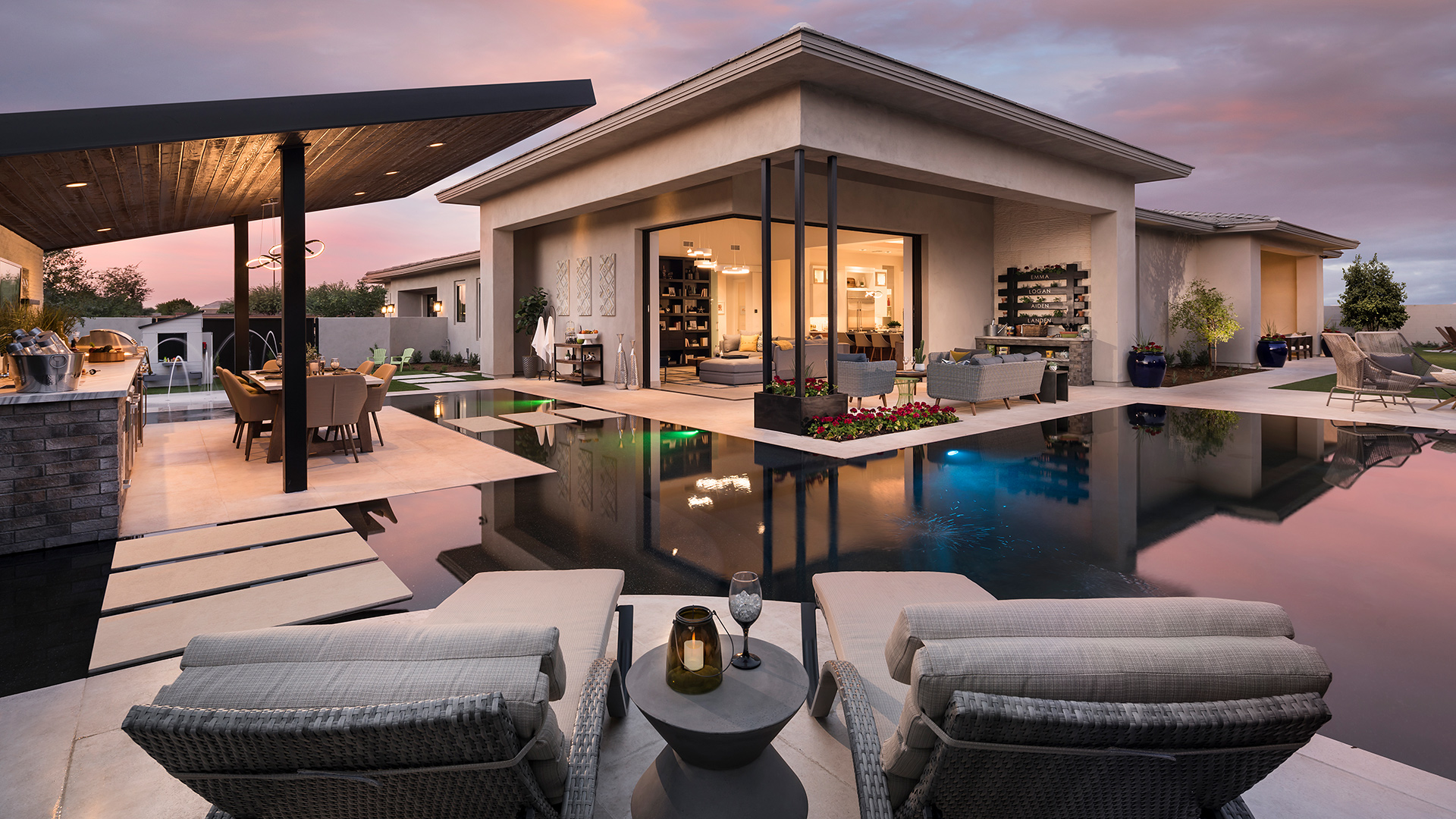 Toll Brothers At Whitewing The Cholla Home Design