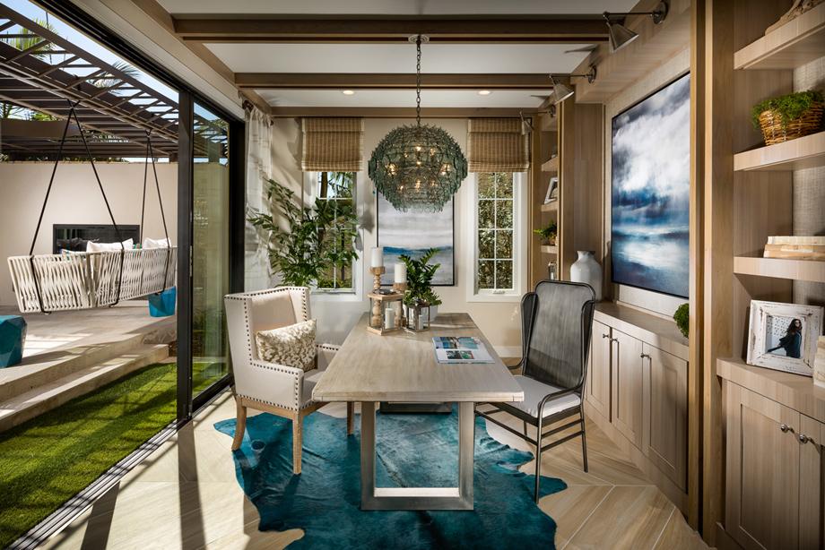 Bella Vista At Orchard Hills The Cielo Home Design