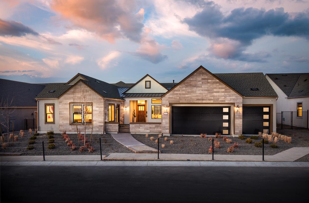 Clairmont -  Modern Ranch
