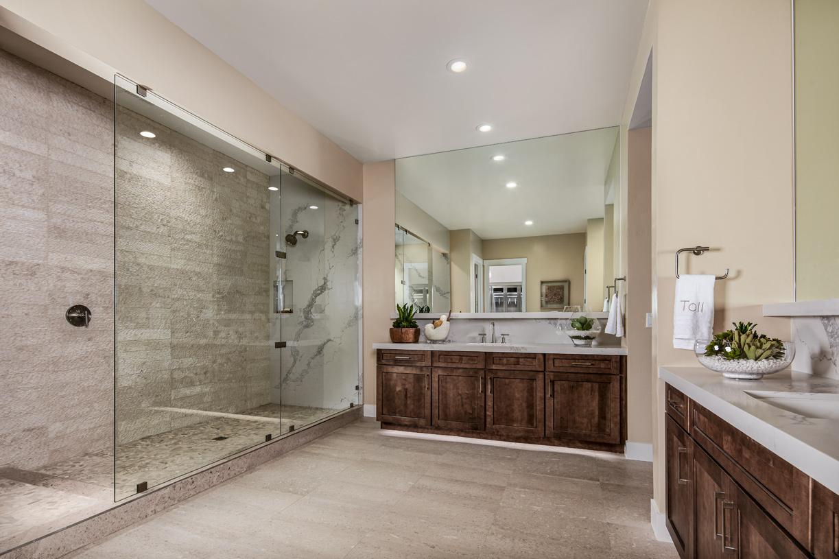 Clairmont spa-like primary bath