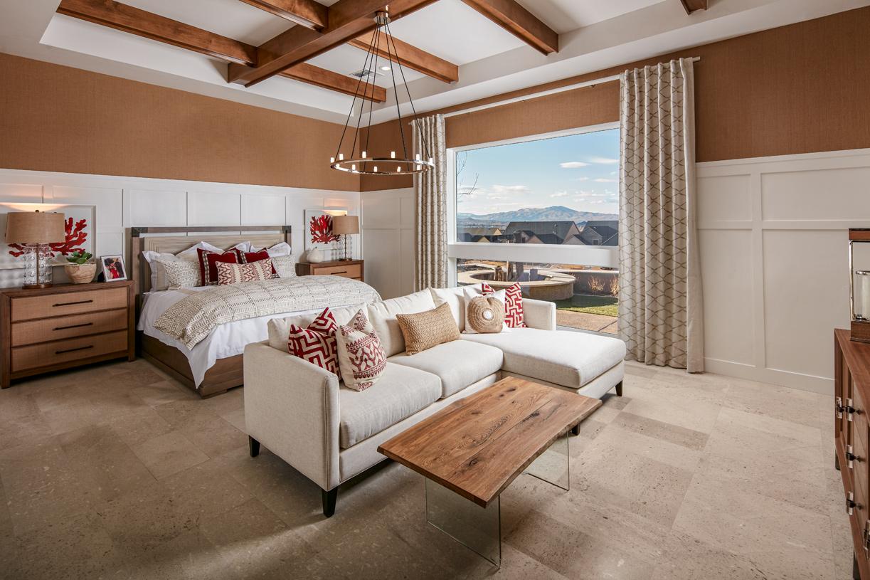 Clairmont serene primary bedroom suite