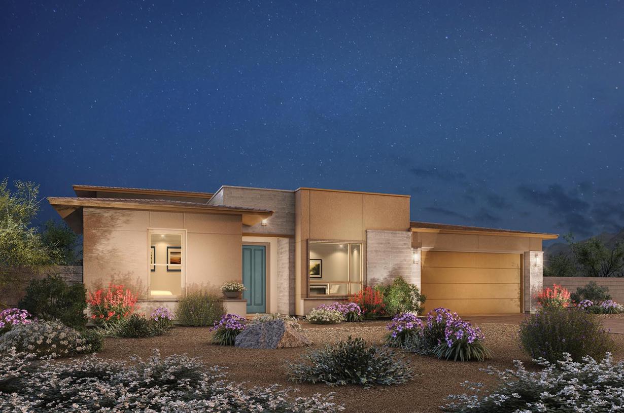 Clay Hill -  Desert Contemporary