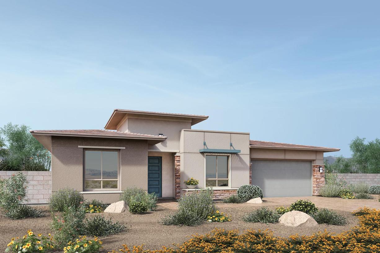 Clay Hill -  Desert Prairie