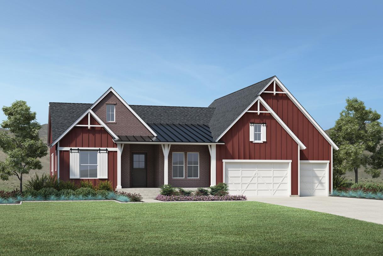 Clayton -  Farmhouse