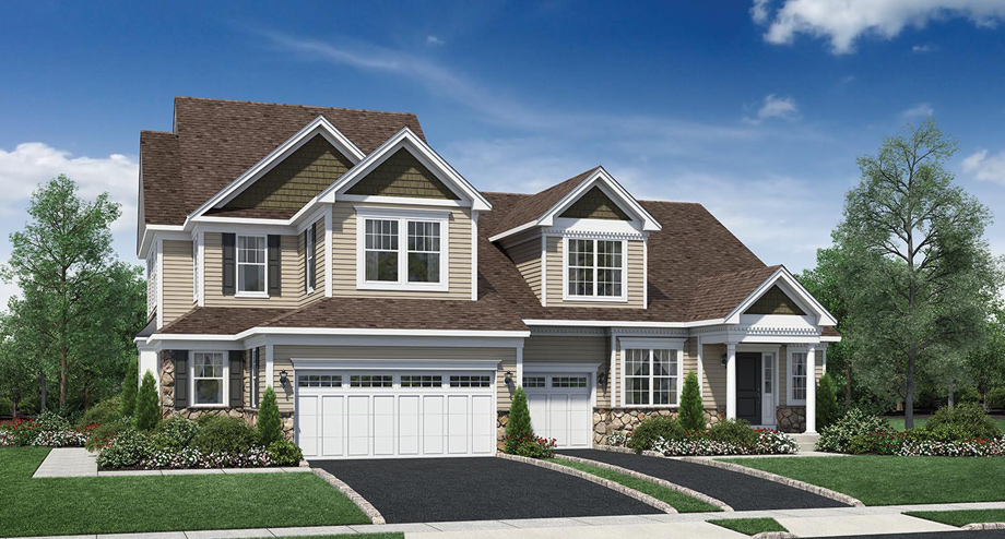 The Summit at Bethel   The Avon Home Design