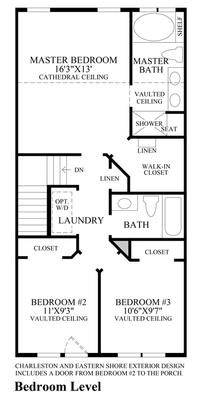 Clermonte - Bedroom Level