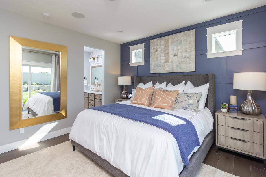 Create your dream primary bedroom for rest and relaxation