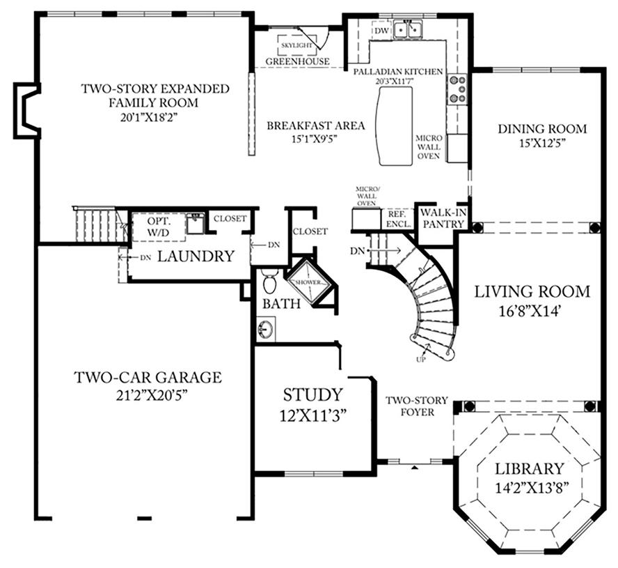 Columbia Lexington - 1st Floor