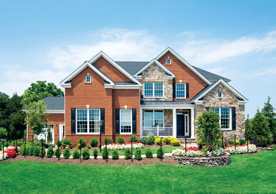 Aldie va new homes for sale lenah mill the executives for Modern homes for sale in virginia