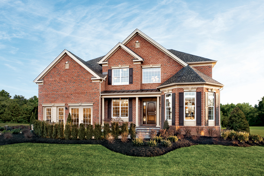 Dominion valley country club executives the columbia for Home designs by marcy