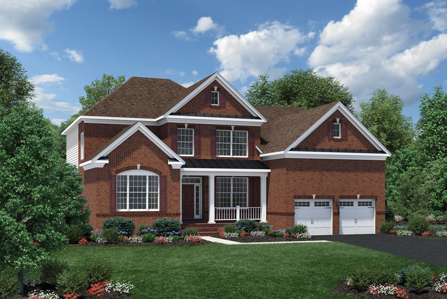 Haymarket va new homes for sale dominion valley country for Classic homes va