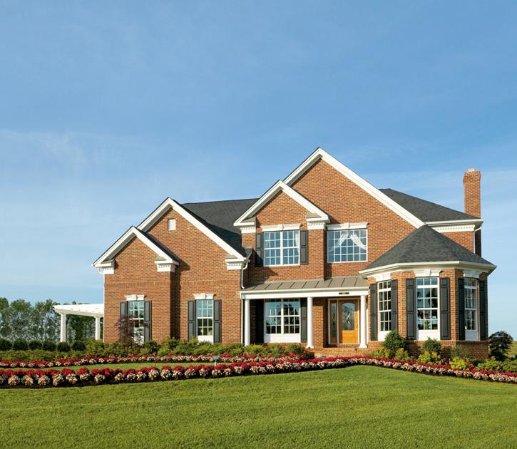 View Photos. Estates at Bamm Hollow   The Hudson Home Design