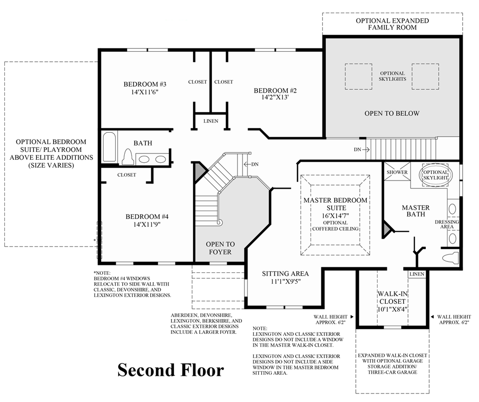 reserve at chester springs the elkton home design view floor plans
