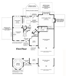 Columbia II - 1st Floor