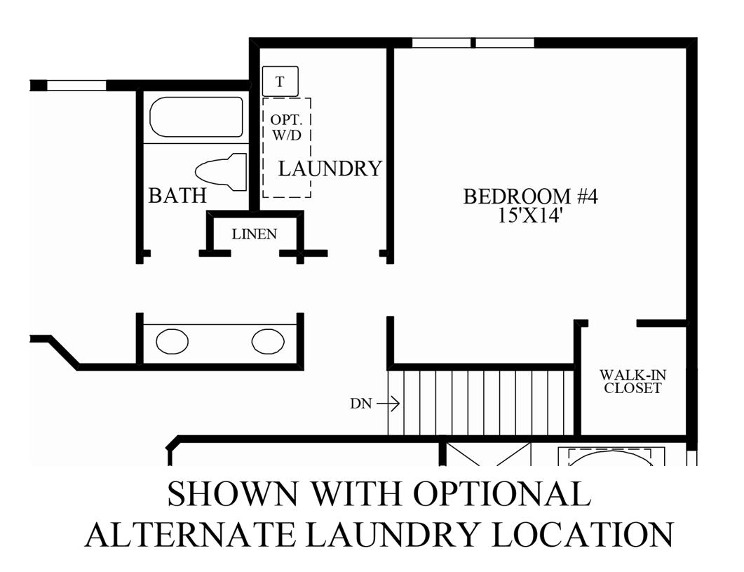 Dominion Homes Bainbridge Floor Plan