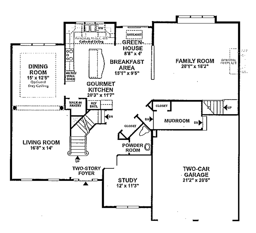 Valley quality homes floor plans for Quality house plans