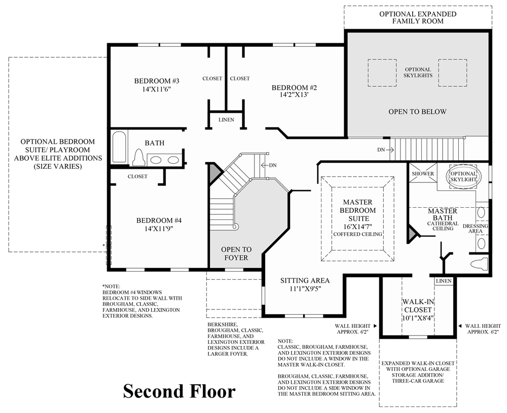 parkview at warrington the duke home design view floor plans