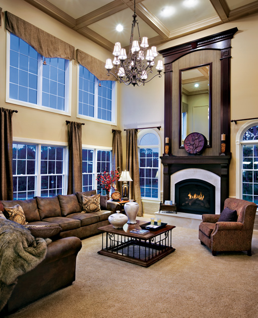 Columbia II At Horsham Valley Estates Luxury New Homes In Horsham PA