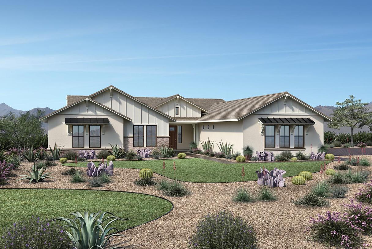 Corbin -  Modern Ranch