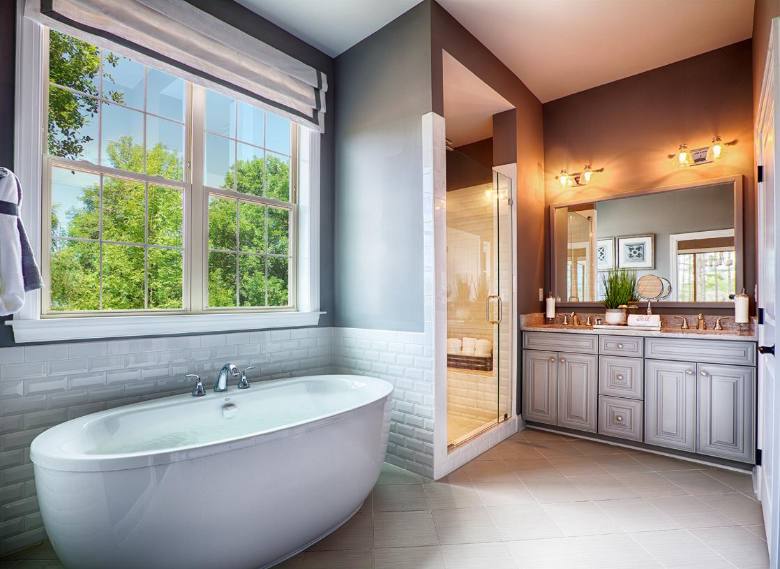 Corsica primary bath