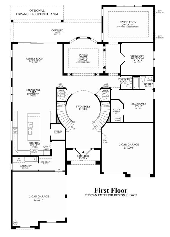 Cosenza - 1st Floor