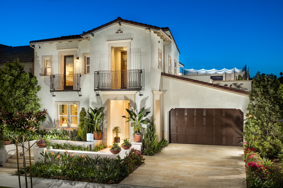 Toll Brothers Carlsbad Floor Plan: Toll Brothers At Robertson Ranch - The Terraces
