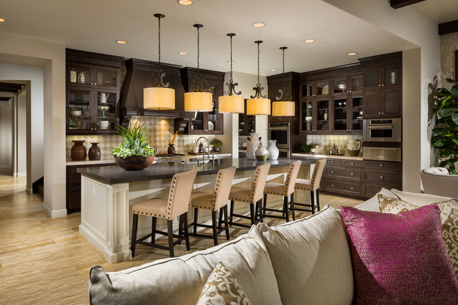 Toll Brothers At Robertson Ranch The Terraces The Costa Blanca Home Design