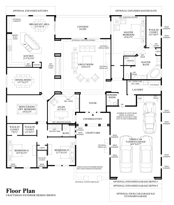 carefree homes floor plans 28 images elliott homes carefree – Carefree Homes Floor Plans