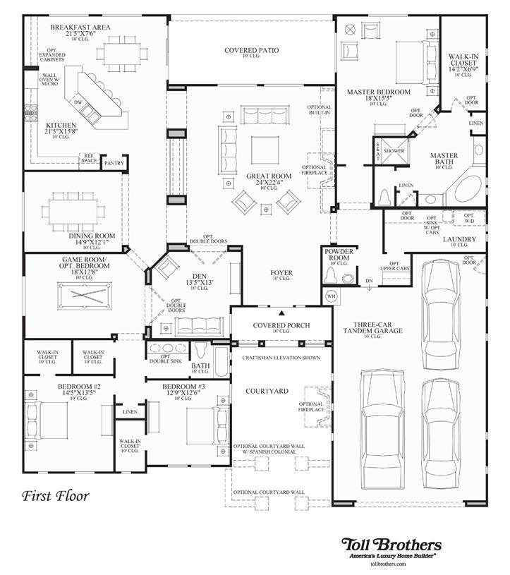 Costellana - Floor Plan