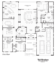 Costellana - Floor Plan