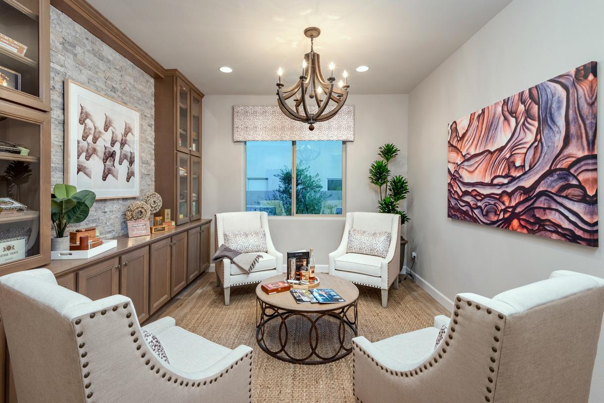 Versatile bonus rooms for additional living space