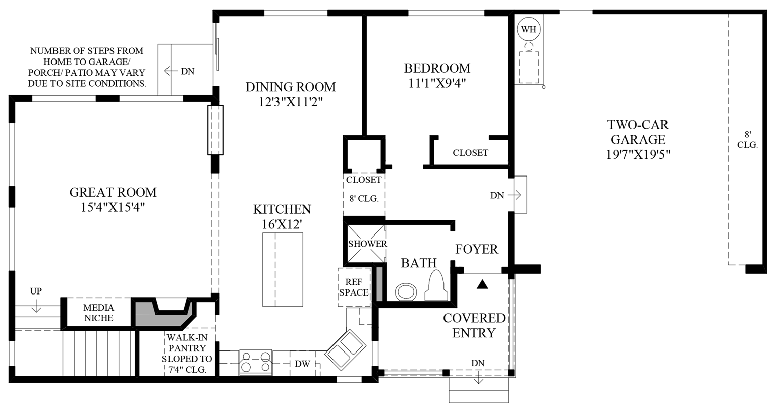 timber creek the courtyards the hawthorn home design view floor plans