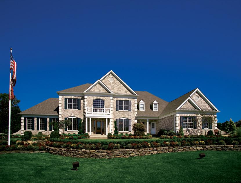 New Luxury Homes For Sale In Leesburg Va Shenstone Reserve
