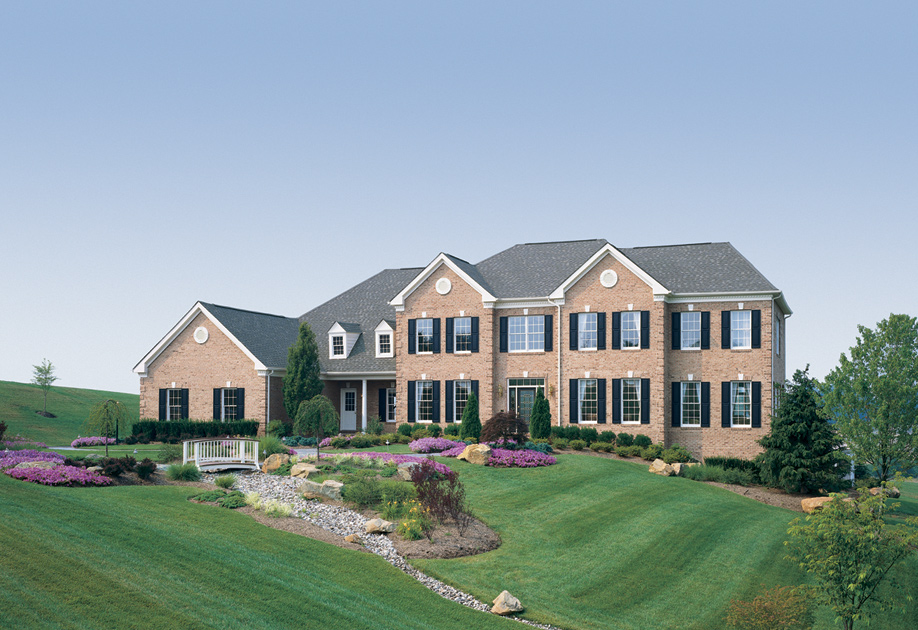 Colts run at monroe the hampton home design for Coventry federal plans